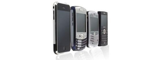 cell phone progression